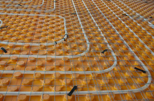Instalación de suelo radiante Alicante
