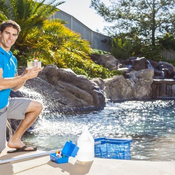 El santo grial del mantenimiento de las piscinas