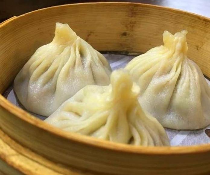 Menús para 3 o más: Carta de Chong-Jua