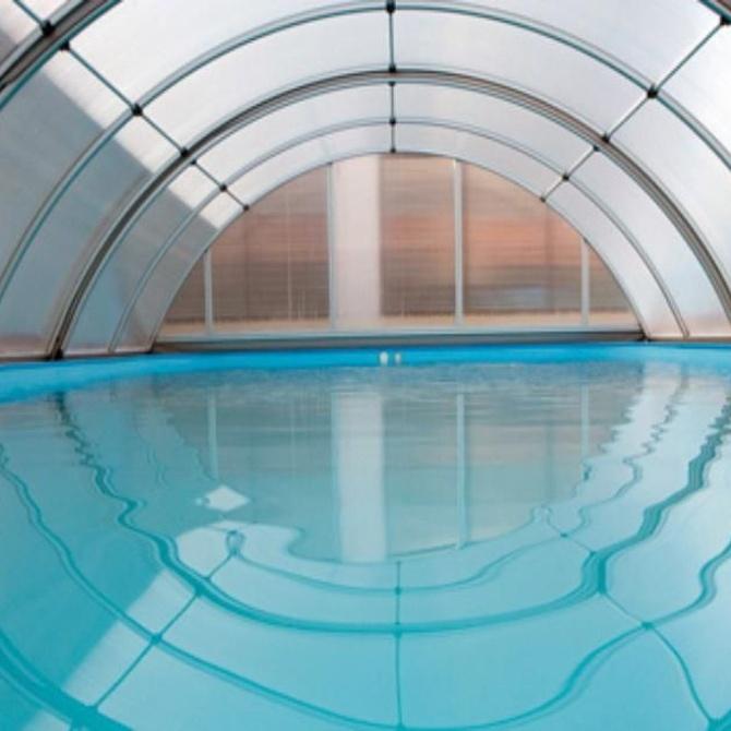 Existen los cerramientos para piscinas