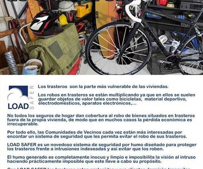 LOAD SAFER MV PROTECCION