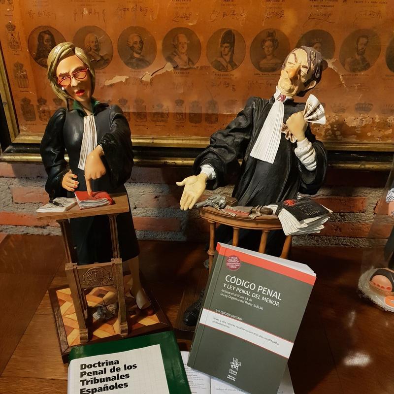 Derecho Penal: Servicios de Valladares y Sánchez Abogados