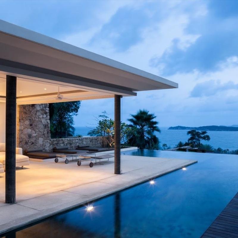 Villa terraces: Services de Sago Calpe Pavimentos