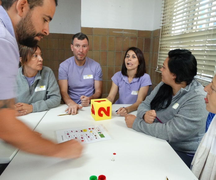 Entrenamiento en Estrategias Cognitivas: Proyectos y Servicios de Asociación Domitila