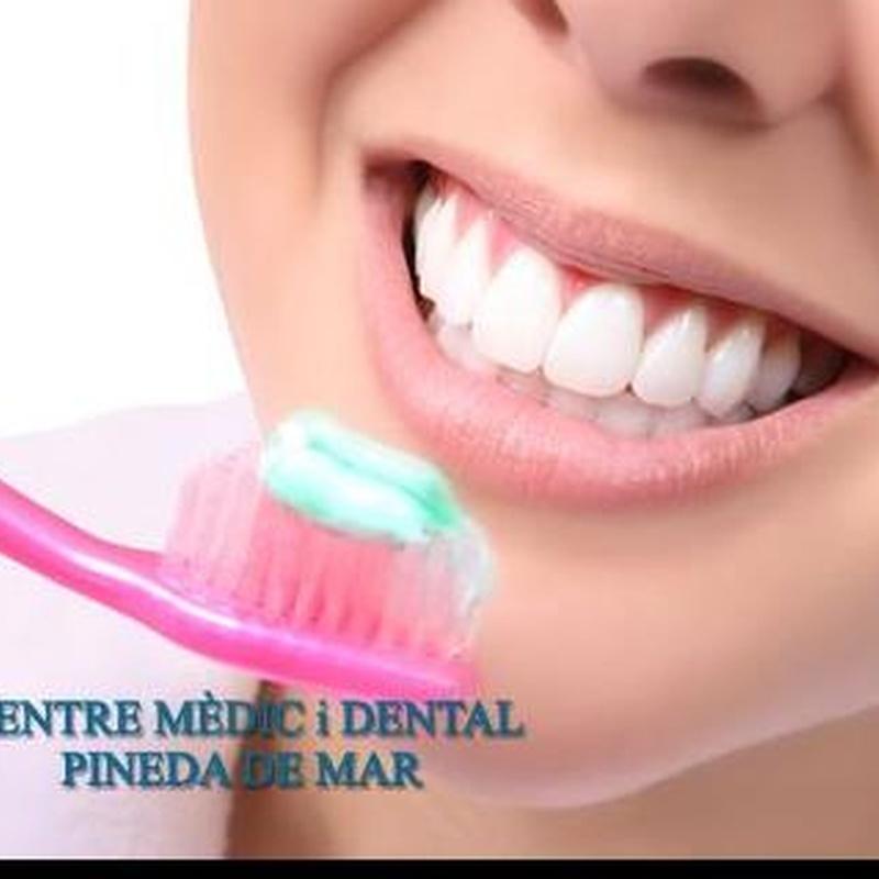ODONTOLOGÍA CONSERVADORA: Tratamientos  de Centro Médico y Dental Pineda