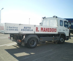 Todos los productos y servicios de Autoescuelas: Autoescuela R. Mahedero