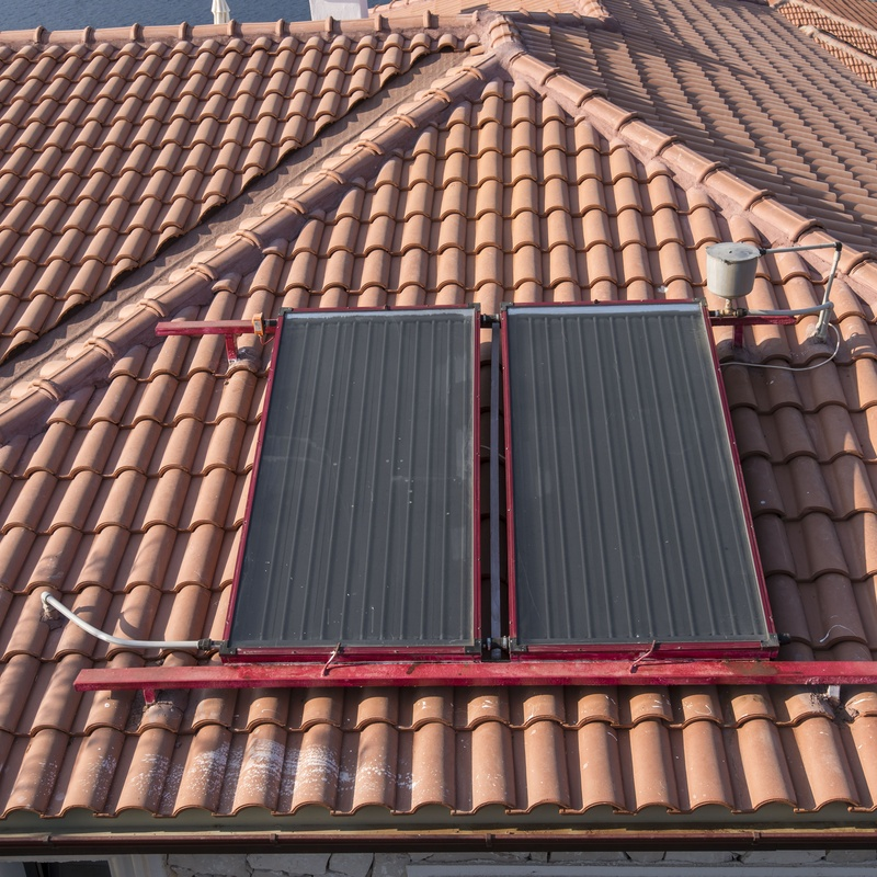 Solar térmica: Servicios de Eco-Clima