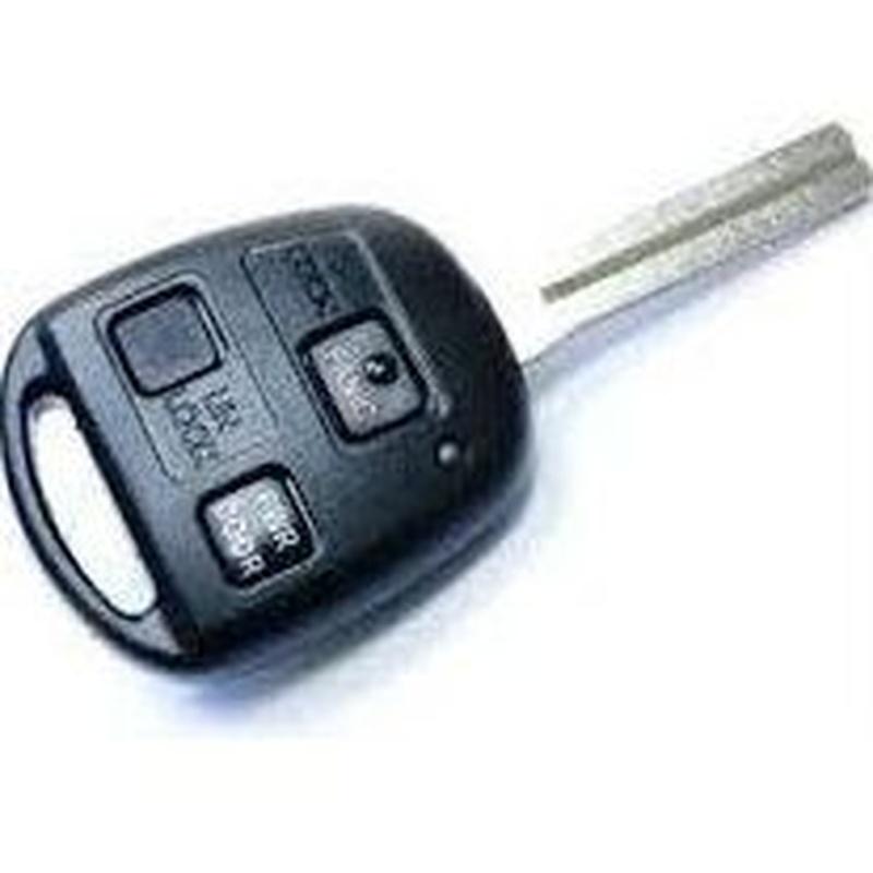 Llave Lexus varios modelos: Productos de Zapatería Ideal
