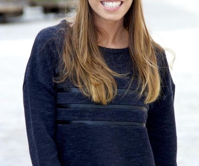 Marta, del blog de moda, It Girl Marta, confía en Llongueras Mirasierra-Madrid para cuidar su cabello