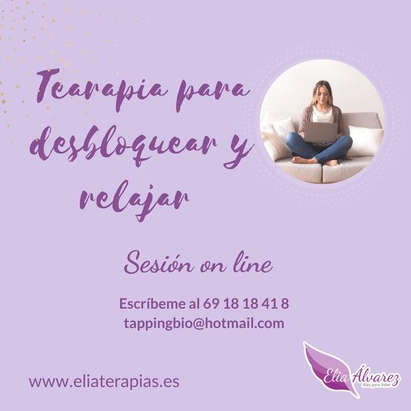 Terapia para desbloquear y relajar: Terapias de Elia Terapias