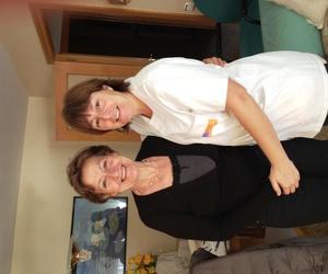 Cuidado de ancianos a domicilio en Terrassa -Sra Juana y Loli