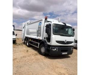 Pintor de camiones en Madrid