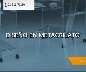 Fábricas de metacrilato en Madrid, Getafe, Móstoles y Las Rozas