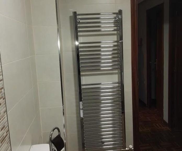 Reformas de baños: Cocinas y baños de F. Alba, cocinas y baños