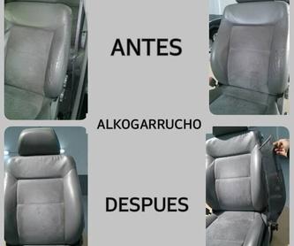 Restauración de interiores  : Productos y servicios de Alkogarrucho