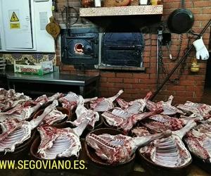 Todos los productos y servicios de Cocina castellana: El Segoviano