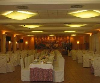 Menú niños: Bodas, eventos y celebraciones de Restaurante Molí-Canyar