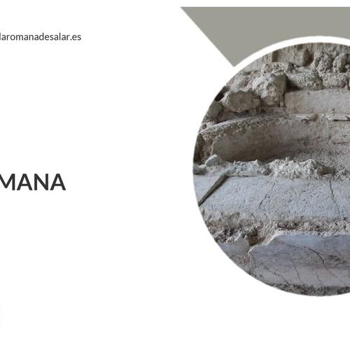 Arqueología en  | Villa Romana de Salar