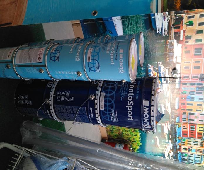 Productos para piscina: Productos de ESCOBAR, Sistemas para Construir