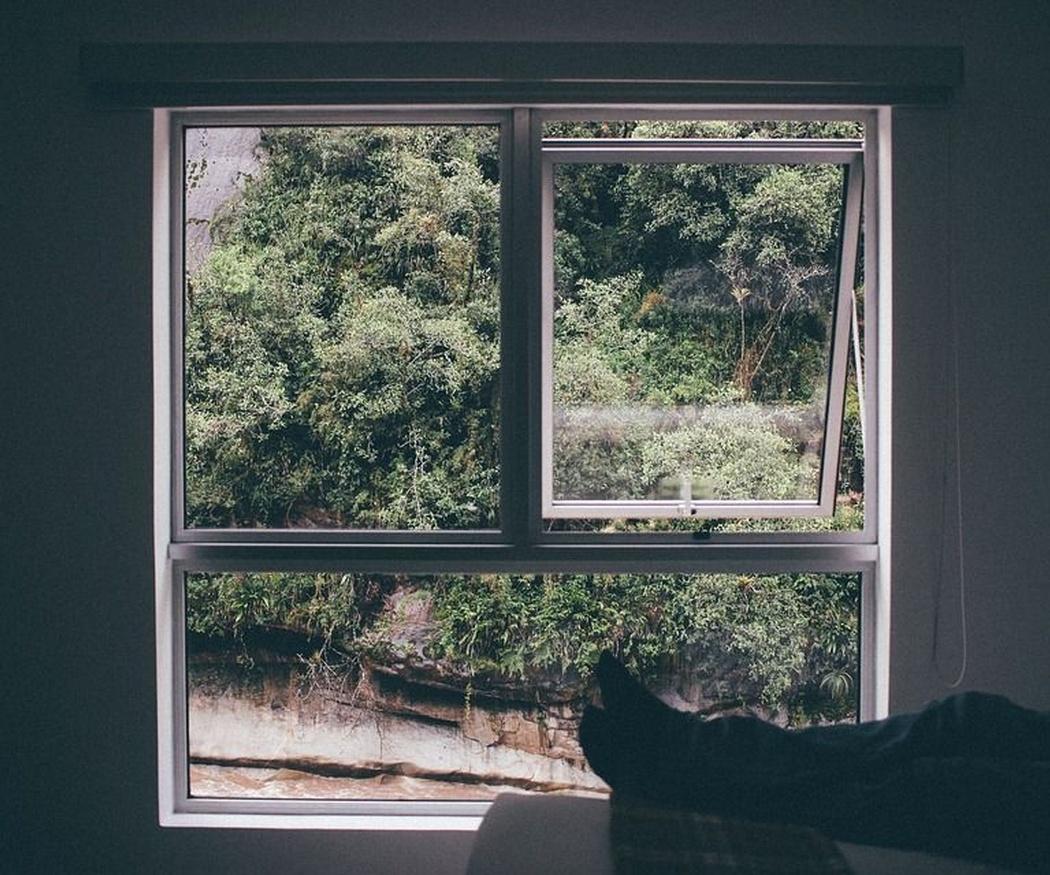 Tipos de apertura en  ventanas de aluminio