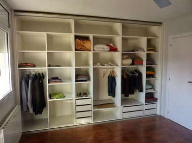 armarios vestidores y armarios a medida ...