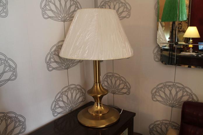 Lámpara dorada años 60: Artículos  de Ruzafa Vintage