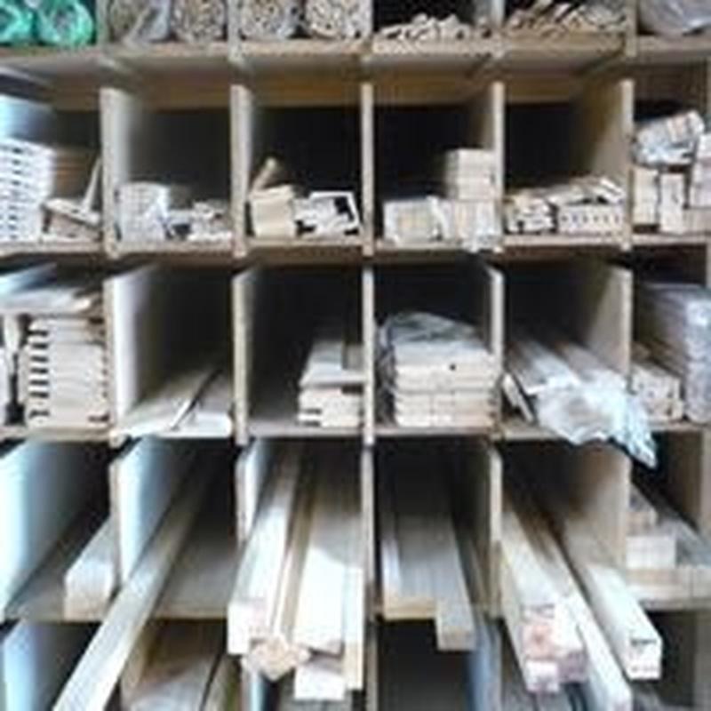 Listones de madera Asturias