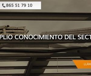 Estructuras metálicas en Alicante: Grupo Comercial Juflo