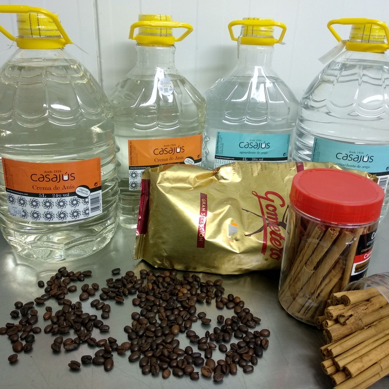 Licores: Nuestros productos de Bodega Cabria
