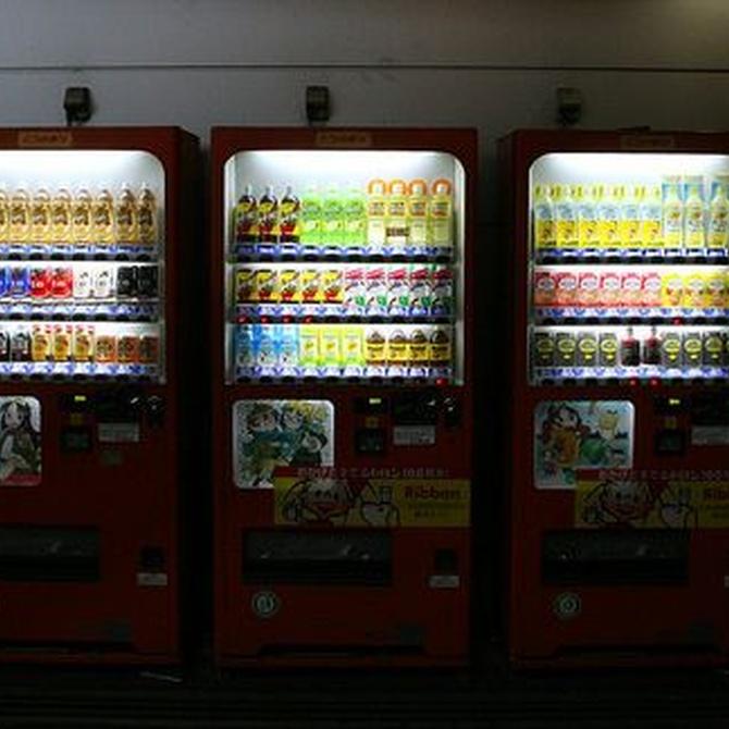 ¿Mejorará una máquina vending mi negocio?