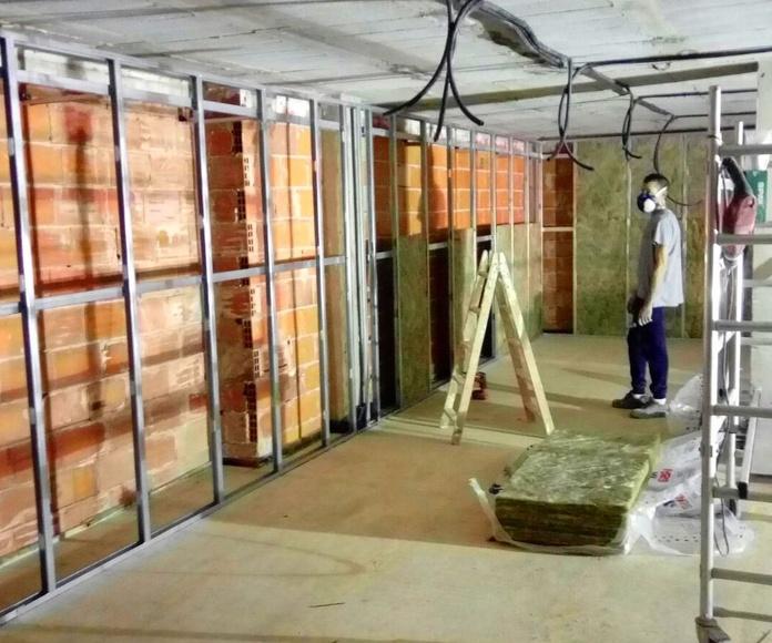 Insonorización y acondicionamiento acústico en Cartagena, Murcia - Crea Hogar