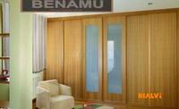 Armario empotrado: Trabajos realizados de Cocinas Benamu, S. C. A.