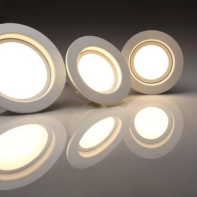 Las luces led