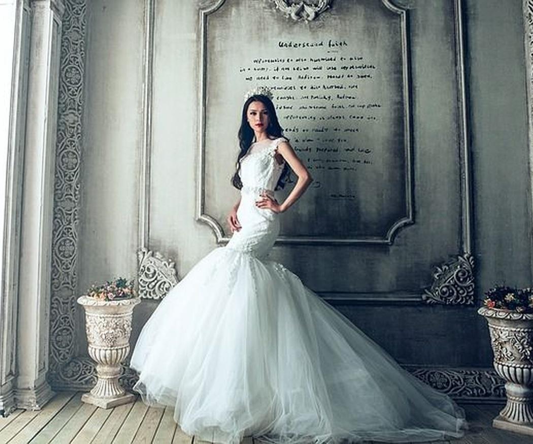 ¿Por qué no puede ver el novio el vestido de la novia antes de la boda?