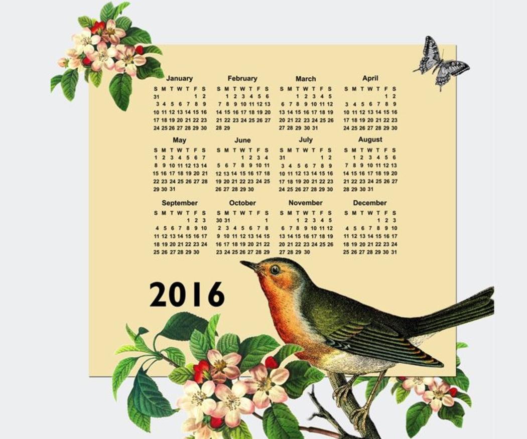 Las ventajas de hacer un calendario personalizado