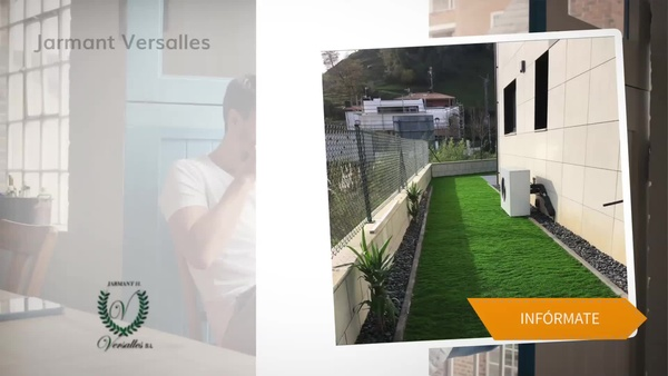 Instalación de césped artificial en Bilbao: Jarmant Versalles