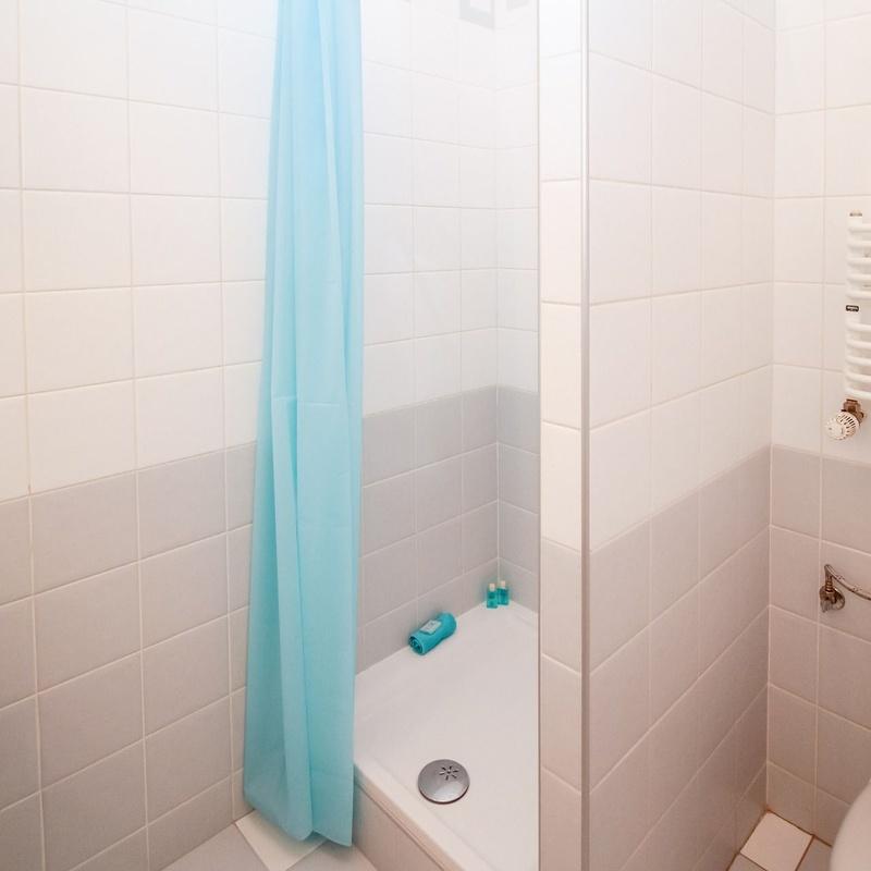 Instalación de duchas