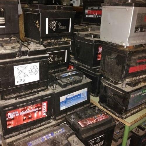 Huma Metal. Gestores homologados de baterías