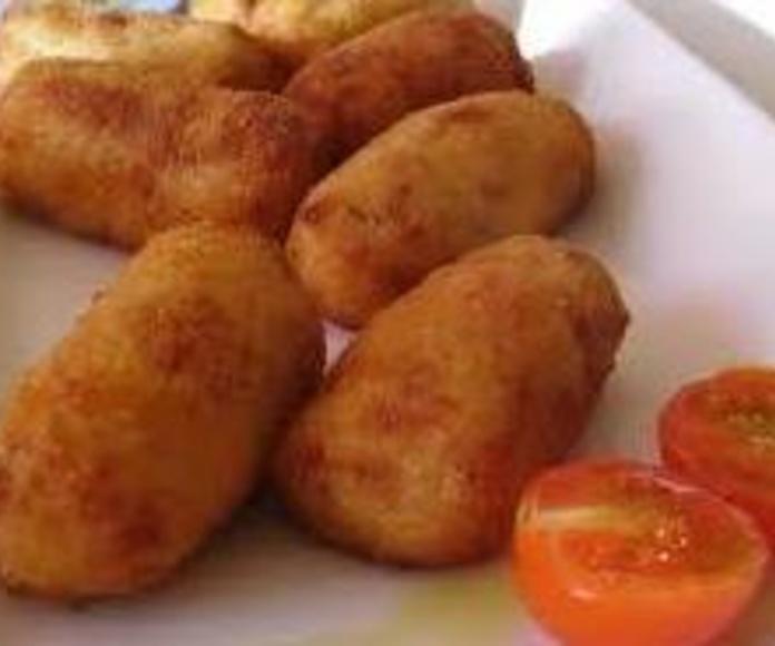 Menú 1: Nuestros platos de Mesón Restaurante Los Lagos