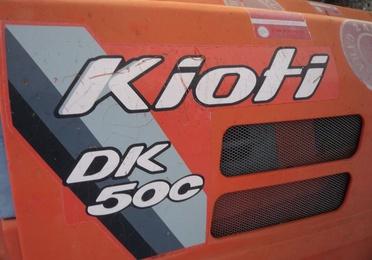 PIEZAS OCASION TRACTOR KIOTI  -696-