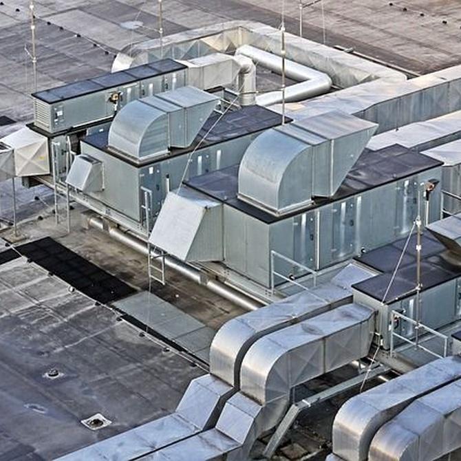 El origen de la maquina de aire acondicionado