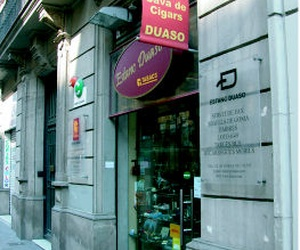 Estancos tabacos Eixample Barcelona