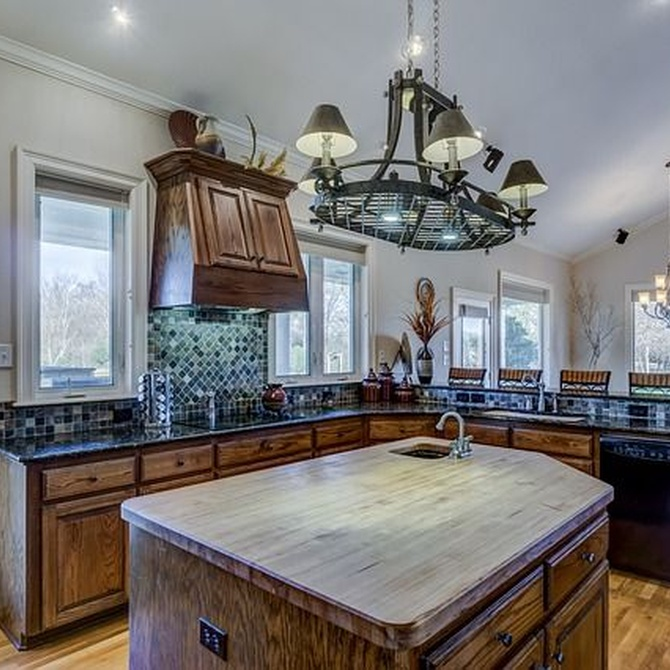 Ventajas de instalar una isla en tu cocina
