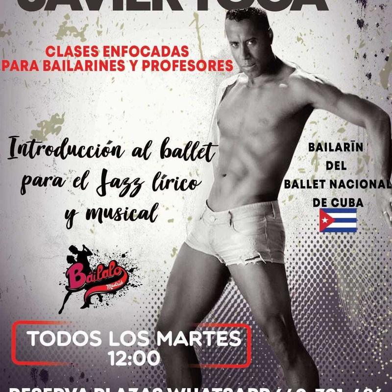 Clases de Ballet para adultos: Clases de Baile de Báilalo Madrid