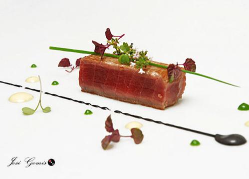 Fotografía alimentaria - Platos