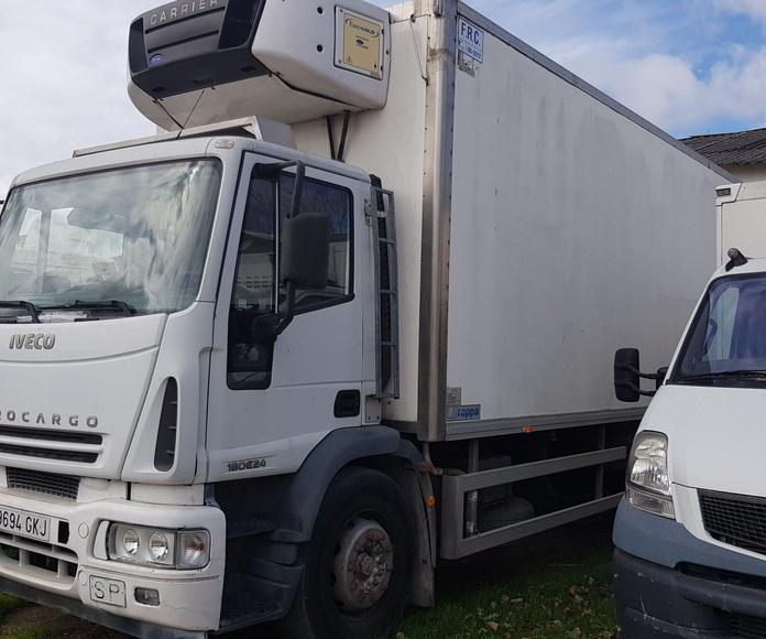 Compraventa de maquinaria y camiones : Servicios de Font Camions