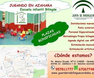Escuela infantil bilingüe