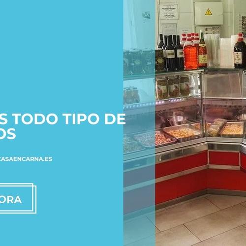 Cocina Casera en Salobreña | Casa Encarna