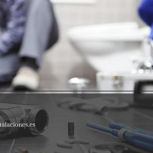 Instalaciones de fontanería y calefacción en Valencia: J.C. Calleja Instalaciones