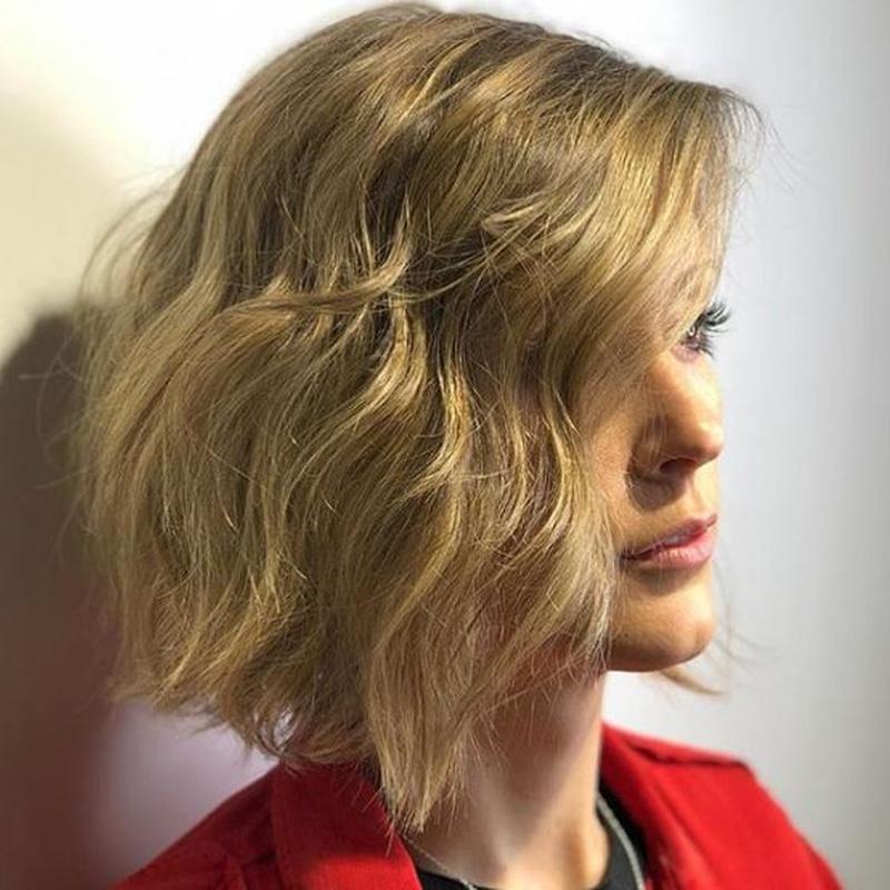 Corte: Peluquería de ÁLVARO CASTILLERO HAIR ARTIST